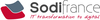 Logo sodifrance horizontal hd