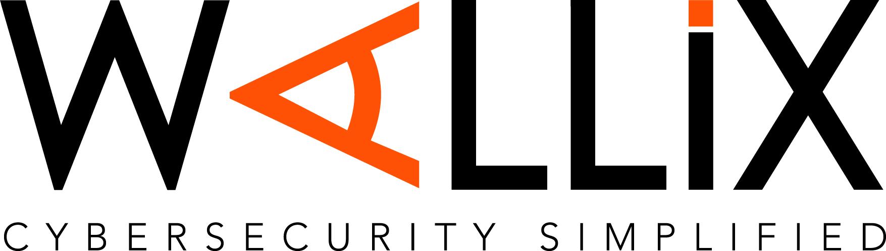 Logotype wallix 2020 black orange