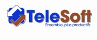 Logo telesoft simple