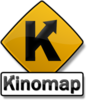 Kinomap logo 557x640