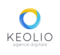 Keolio logo fond blanc