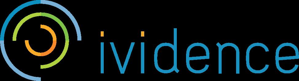 Ividence large logo