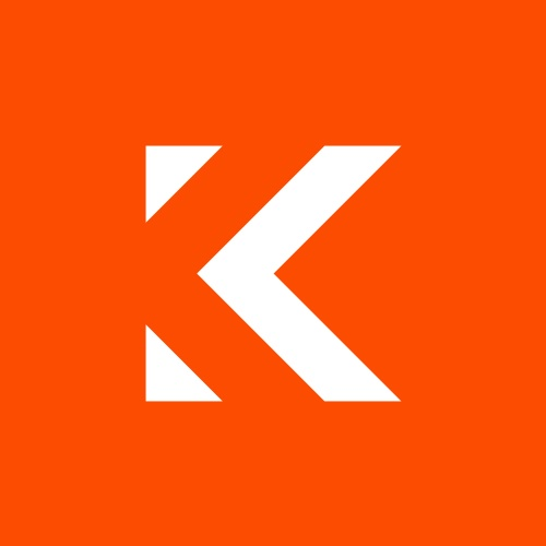 Pictogram kaliop orange rgb