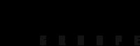 Logo strass noir