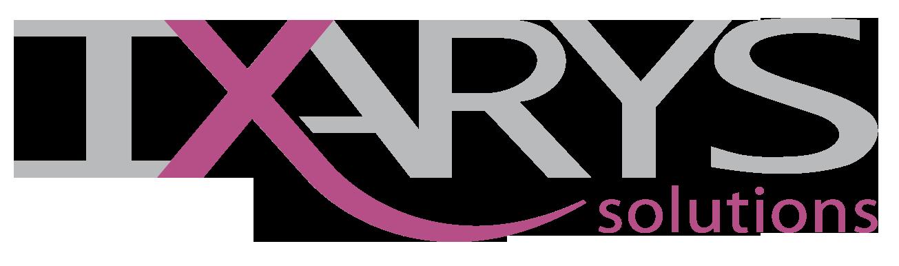 Logo gris rose