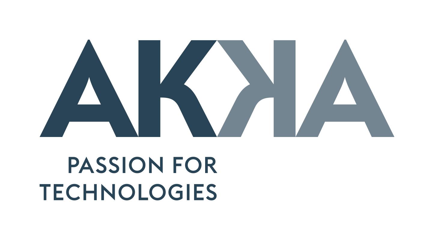 Akka baseline logo rvb