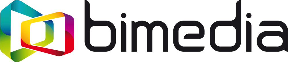 Logo bimedia version couleur