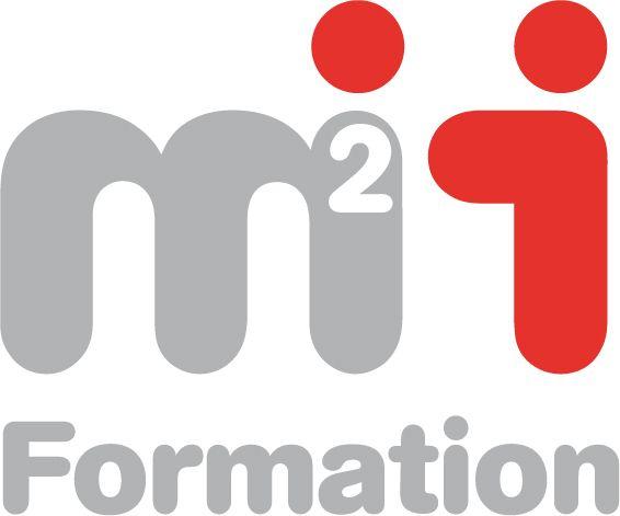 Logo m2i pantone2011