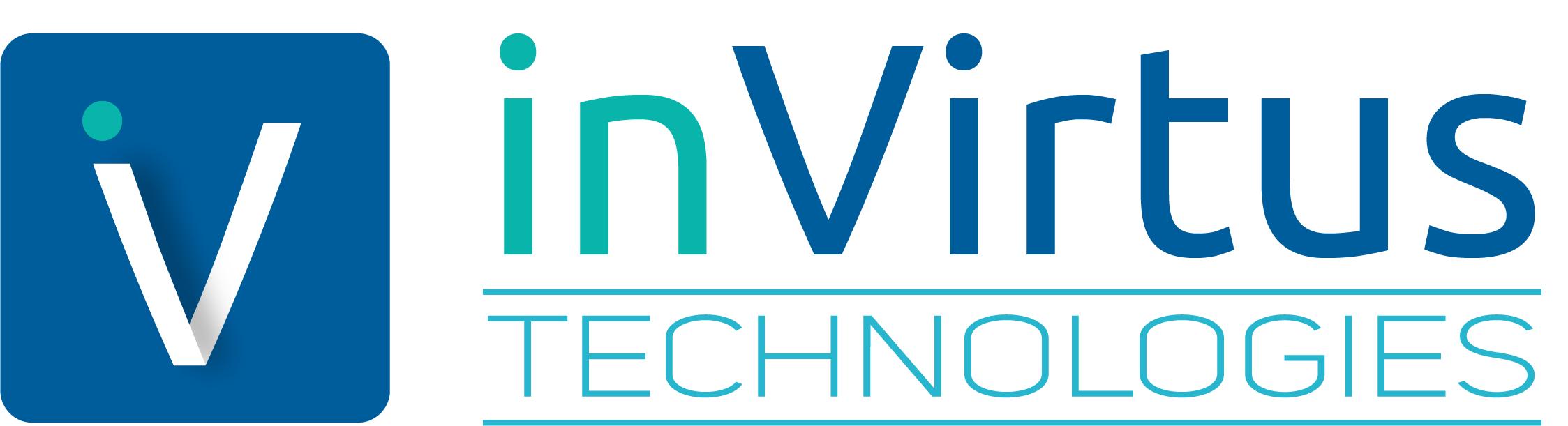 Logo invirtus technologies fondblanc