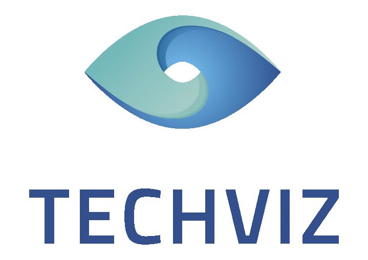 Techviz logo rvb