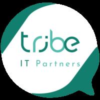 Logo tribe dans bulle sponsor foot