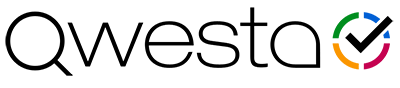 Logo qwesta noir