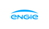 Engie logotype solid blue rgb